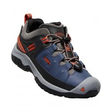 Keen Targhee Low WP Blue Nights-Rooibos Tea