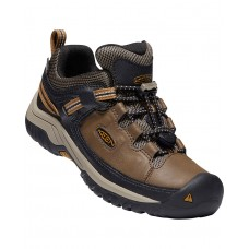 Keen Targhee Low WP Dark Earth-Golden Brown