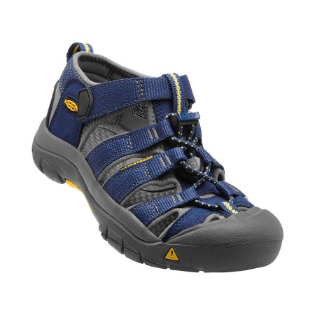 Keen Newport Youth Blue Depths Gargoyle
