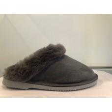 Merino Craft Ladies Clogs Grey
