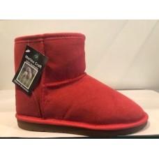 Merino Craft Ugg Mini American Red