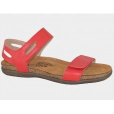 Naot Courtney Kiss Red Leather