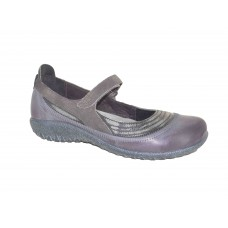Naot Kirei NLE Brushed Purple Grey Combo