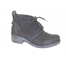Naot Love NIA Midnight Suede Combo