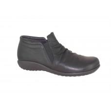 Naot Terehu Soft Black Leather