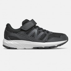 New Balance YT570BK Black White