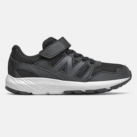 New Balance YT570BK Black White