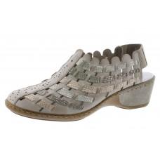 Rieker 47156-43 Grey Combination