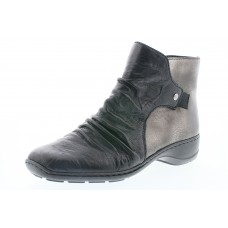 Rieker 78381-00 Black Combination