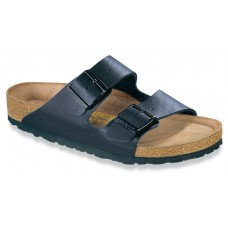Birkenstock Arizona Black Smooth Leather