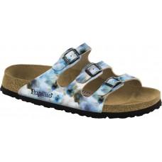 Papillio Florida Pixel Blue Soft Footbed