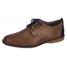 Rieker 14825-25 brown combination