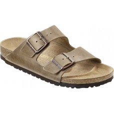 Birkenstock Arizona Tobacco Brown Leather