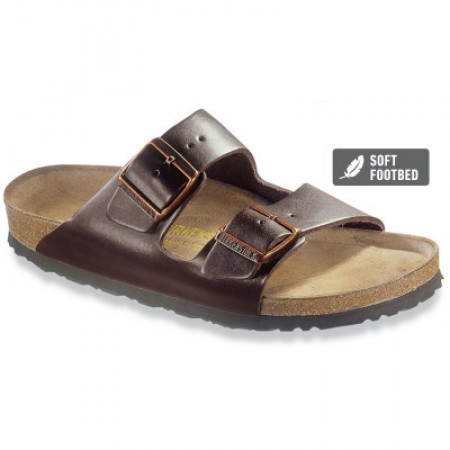 Birkenstock Arizona SL Soft Footbed Brown