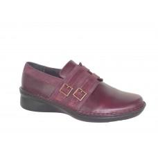 Naot Celesta Bordeaux Violet Rep Brgdy