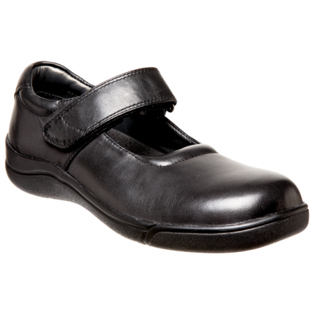 Clarks Petite Junior Black