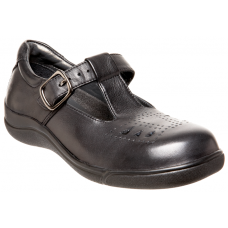 Clarks Pupil Junior Black