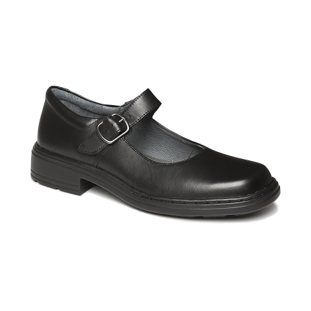 Clarks Intrigue Senior Black