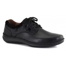 Josef Seibel Anvers 36 Black Extra Wide