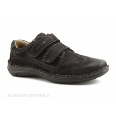 Josef Seibel Anvers 69 Velcro Black Extra Wide