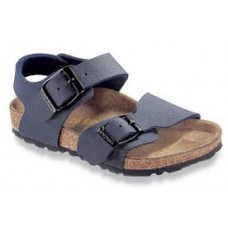 Birkenstock Kids New York Navy